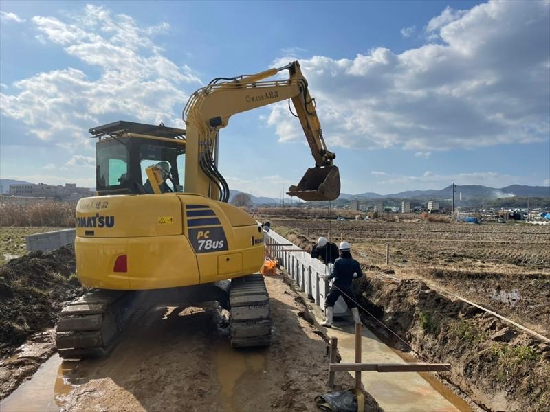 岡山県倉敷市の土木工事・道路舗装工事・造成工事は株式会社久建設